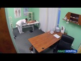 FakeHospital.com Gina Devine - Patient returns craving the doctors cock cure (20.02.2014) 720p